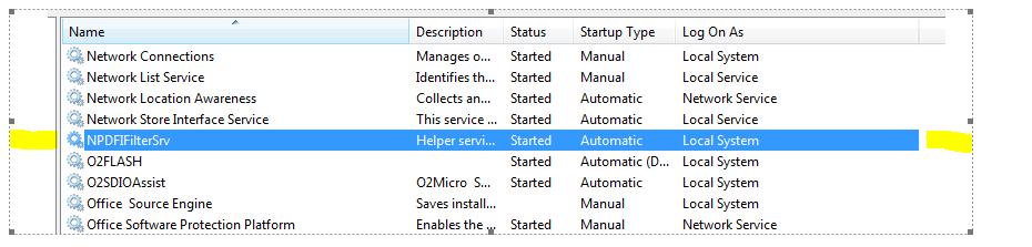 Power PDF 2 1 - How to Disable Windows Desktop Search